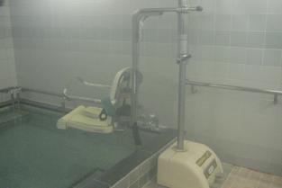 リフト浴用リフト